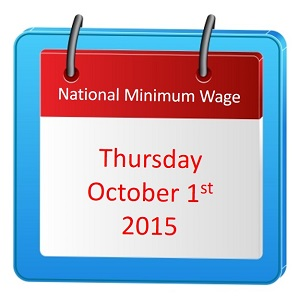 2015 minimum wage rates