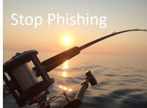 Advice from HMRC on stopping email phishing scams