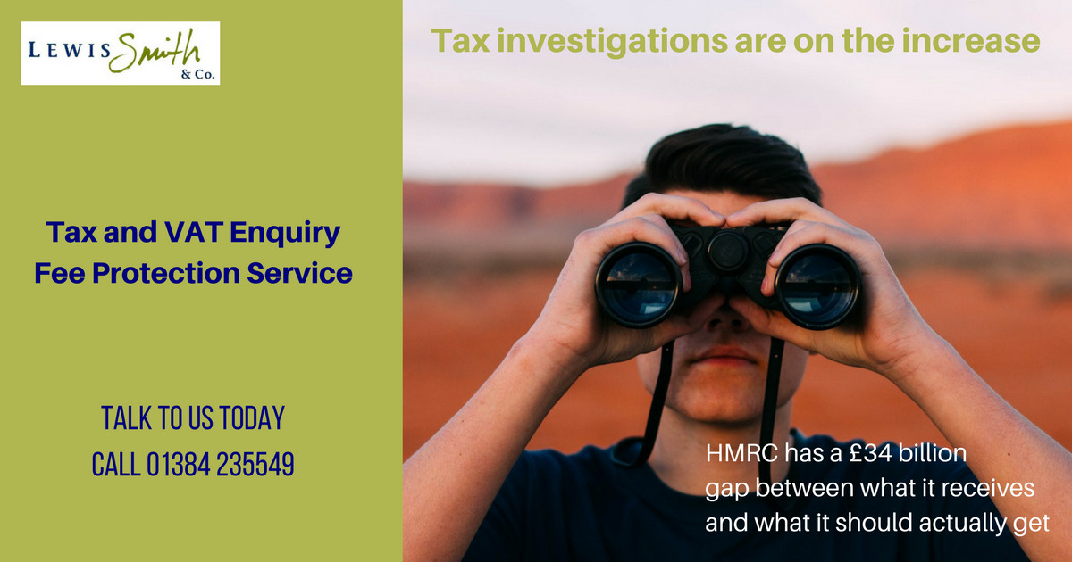 protect against HMRC investigation with our fee protection service