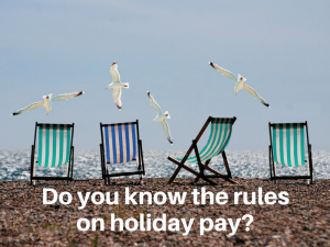 impact of annual leave and holiday pay rules on your payroll