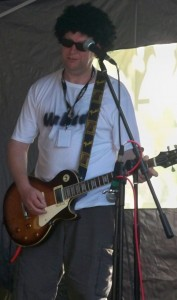 Andrew Smith at Lewis Smith & Co and Madads guitarist