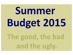 summer budget 2015 highlights from Lewis Smith & Co