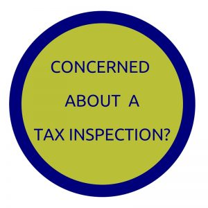 tax inspection protection